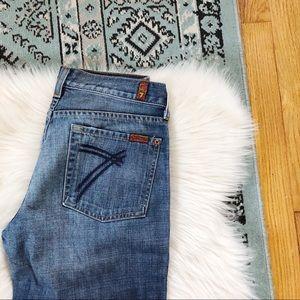 7FAM | Dojo Jeans